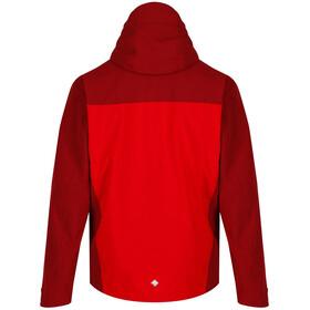 Regatta Birchdale Giacca Uomo, delhi red/classic red